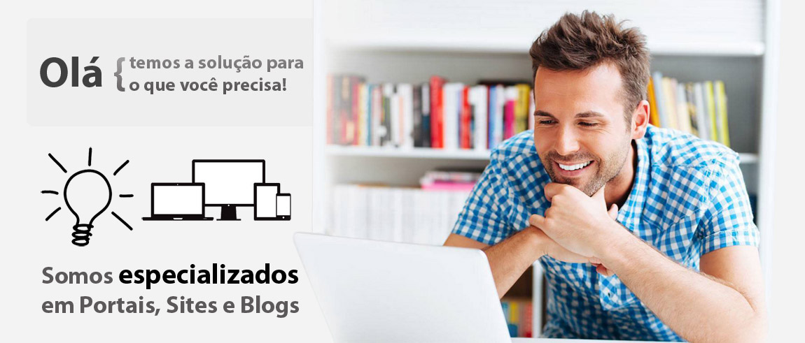 Agencia Xdesigner, Sites, portais e blogs